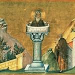фишки дня, преподобный Даниил Столпник