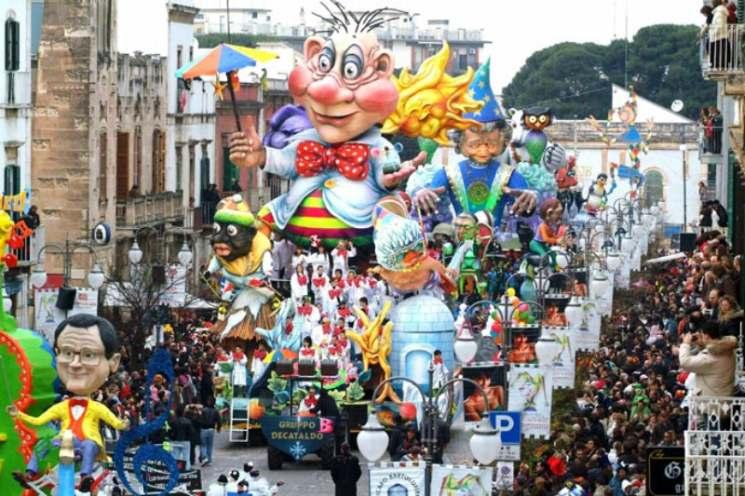 Фишки дня — 26 декабря, День Святого Стефана, Карнавал Путиньяно