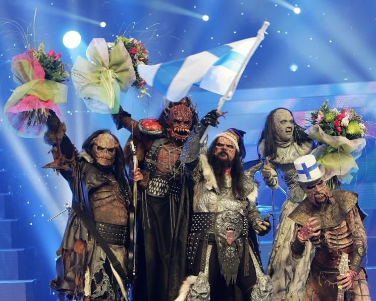 фишки дня, финская музыка, lordi