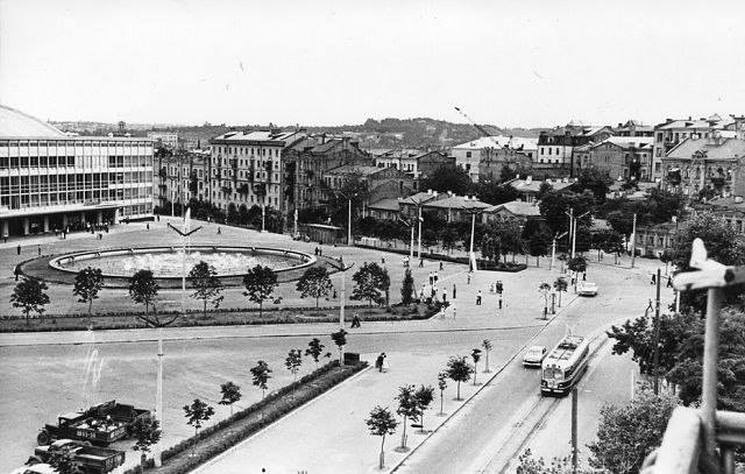 Фишки дня — 9 декабря, Дворец Спорта, открытие Дворца Спорта, Дворец Спорта в 60-х
