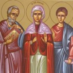 фишки дня, апостолы от 70-ти Филимон и Архипп