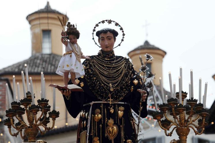 Фишки дня — 17 января, День святого Антонио