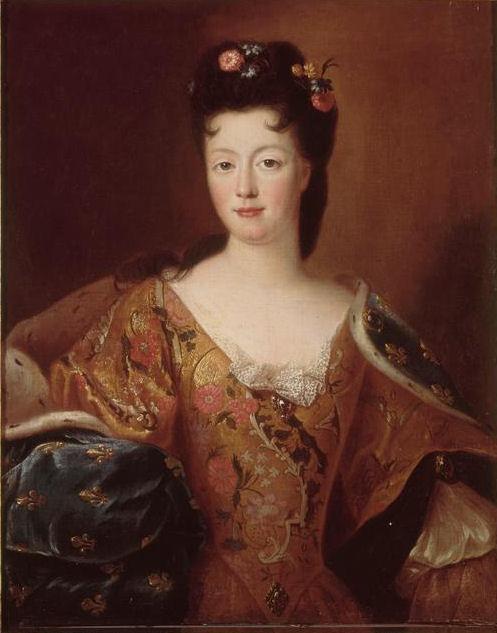 Елизавета Шарлотта де Бурбон-Орлеан, Мадемуазель де Шартр