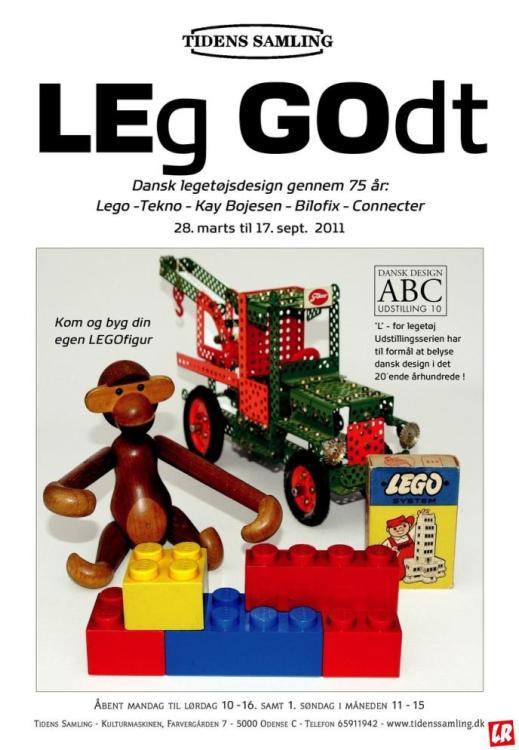история LEGO, конструктор Лего