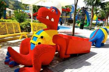 леголенд, история LEGO