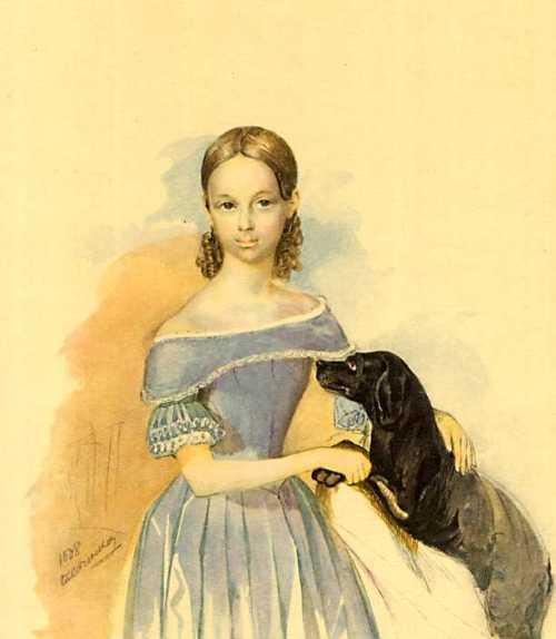 Жена Гребинки, Мария Гребинка