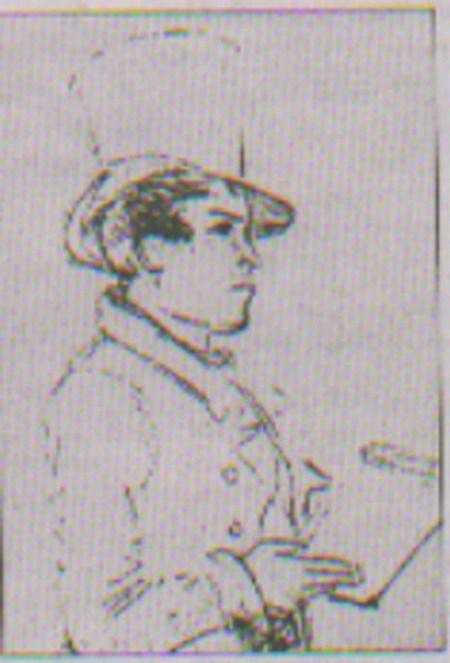 Тарас Шевченко, поэт, кобзарь, портрет Брюллова