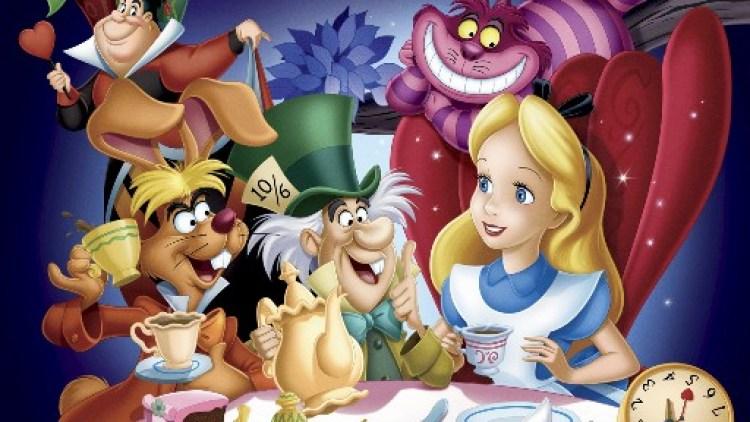 """Льюис Кэрролл, """"Алиса в стране чудес"""""""