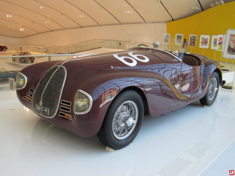 Феррари 815, первая Феррари, история, авто