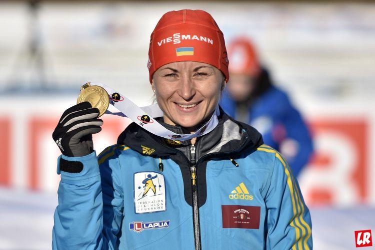 Олимпийские игры, Вита Семеренко, биатлон, Олимпиада, олимпийские медали