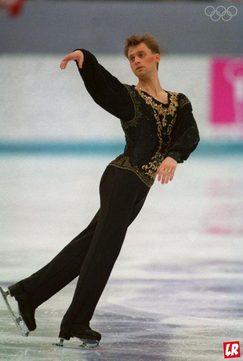 Виктор Петренко, фигурист, фигурное катание, Олимпиада, золото Олимпиады, украинцы на зимних Играх