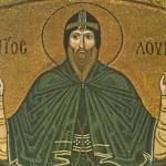 фишки дня, преподобный Лука Элладский отшельник
