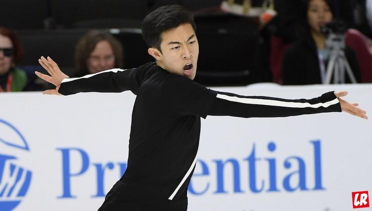 Нейтан Чен, Олимпийские игры, Олимпиада 2018, фигурное катание
