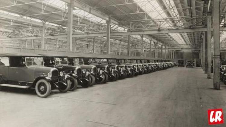 Ситроен, история марки, история бренда, автомобильный бум