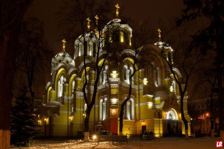 Тринадцатый Ангел. Во Владимирском соборе