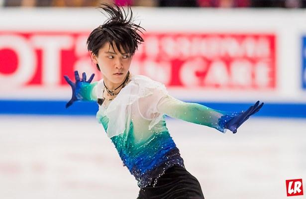 Юдзуру Ханью, олимпиада 2018