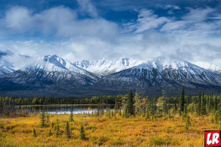 Путеводитель по Аляске, горы