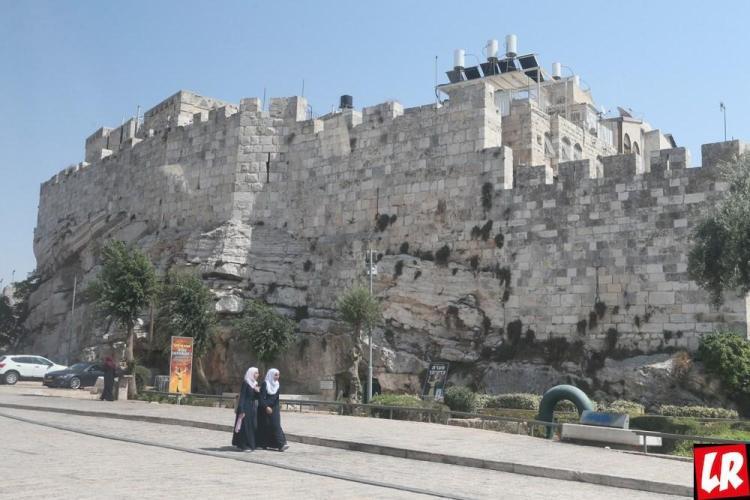 """Иерусалим, стены Иерусалима, спецпроект """"Паломники. Святая Земля"""""""