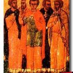 фишки дня, мученик Агапий и 7 иже с ним