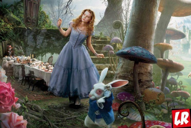 фишки дня - 2 апреля, Алиса в стране чудес, Международный день детской книги