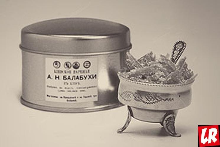 киевское сухое варенье, Балабухи, цукаты