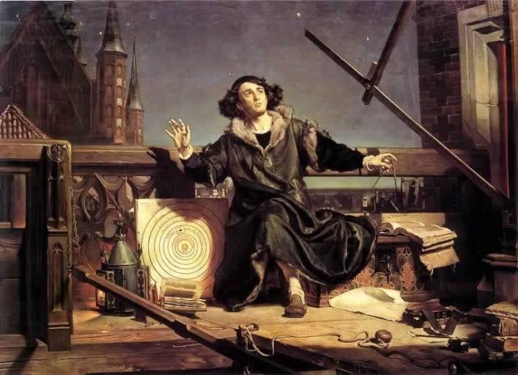 фишки дня - 14 марта, Николай Коперник, изобретение бутерброда