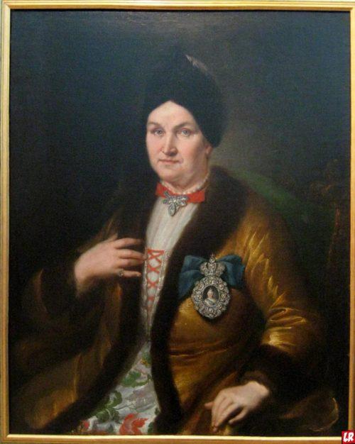 мать Кирилла Разумовского, Наталья Разумовская