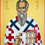 фишки дня, Святитель Порфирий Газский