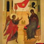 фишки дня, Благовещение Пресвятой Богородицы