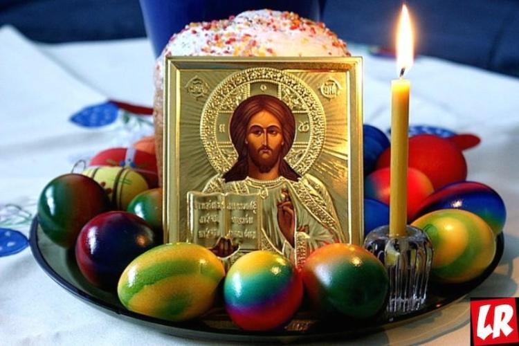 Пасха, страстная неделя, Светлое Христово Воскресение
