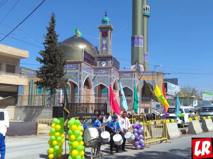 Хезболла, Баальбек, шииты