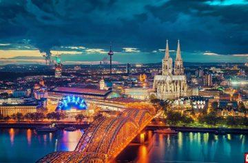 Украинцы в Германии, Германия в проекте Украинцы в мире