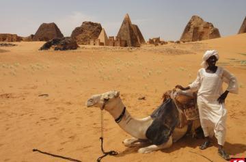 Судан, а=путешествие в Судан