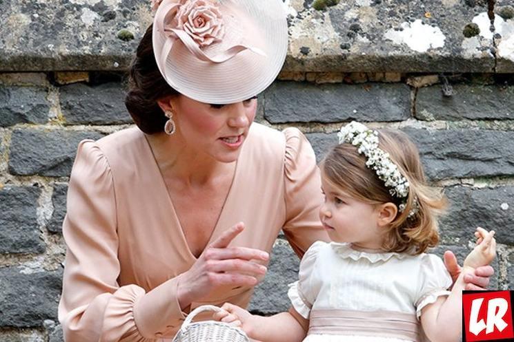 фишки дня, принцесса Шарлотта Кембриджская