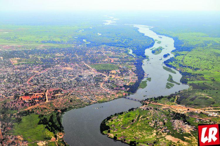 Нил, Судан