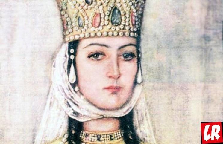 фишки дня - 14 мая, царица Тамара, День царицы Тамары, праздники Грузии
