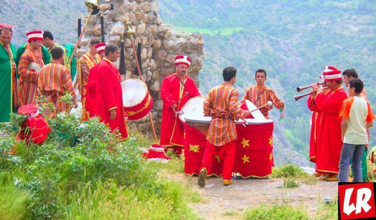 фишки дня - 5 мая, Фестиваль встречи весны Турция, праздники Турции