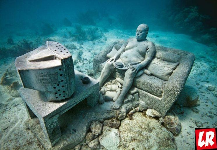 фишки дня - 18 мая, День музеев, подводный музей Канкун