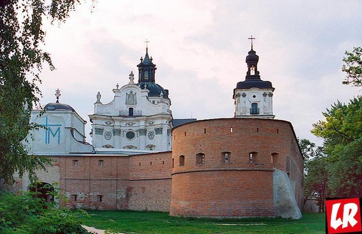 фишки дня - 24 июня, День Бердичева, кармелитский замок-монастырь