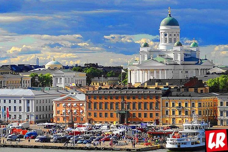 фишки дня - 12 июня, Хельсинки, День Хельсинки