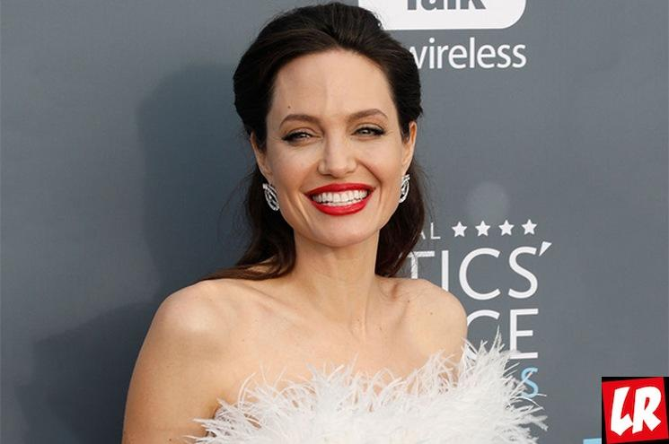 фишки дня, Анджелина Джоли