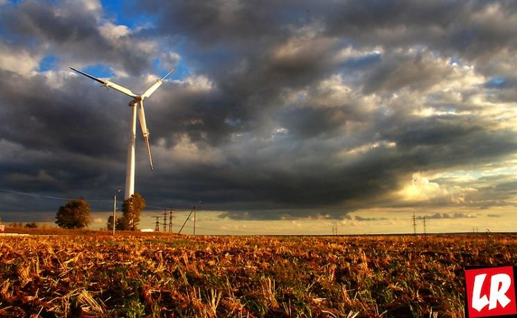 фишки дня - 15 июня, день ветра, ветрогенератор