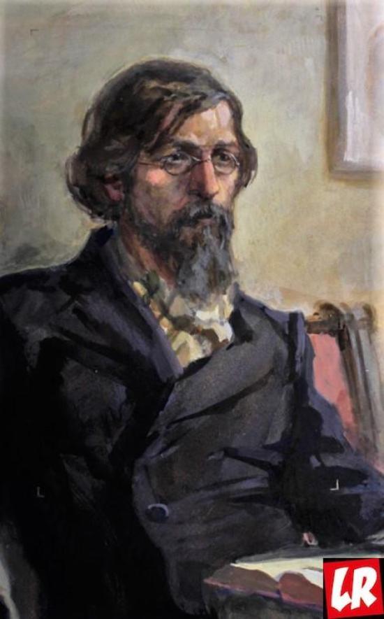 Чернышевский, портрет, Астрахань