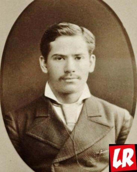 Михаил Николаевич Чернышевский, сын