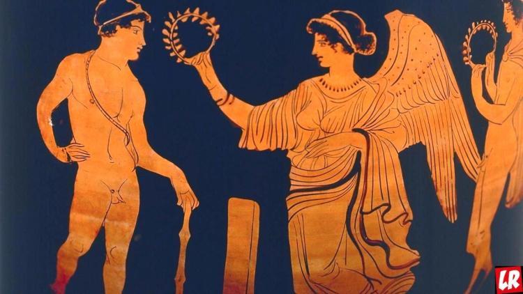 олимпиада, древняя греция,
