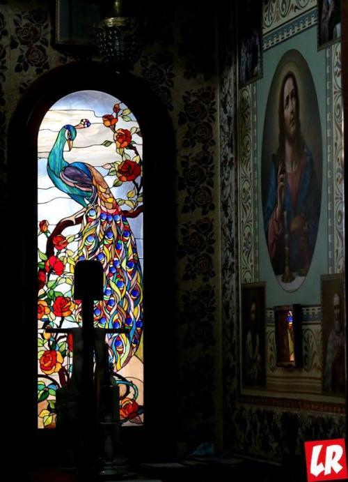 Введенский скит, монастырь в Томашовке