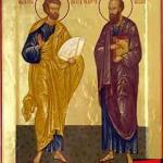 фишки дня, апостолы Петр и Павел