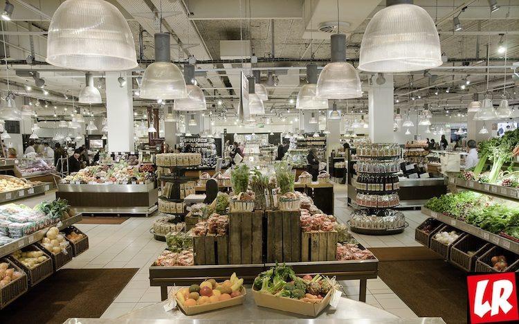 Grande Epicerie de Paris, супермаркет, гурман
