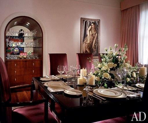 Мадонна, Нью-Йорк, квартира, комната