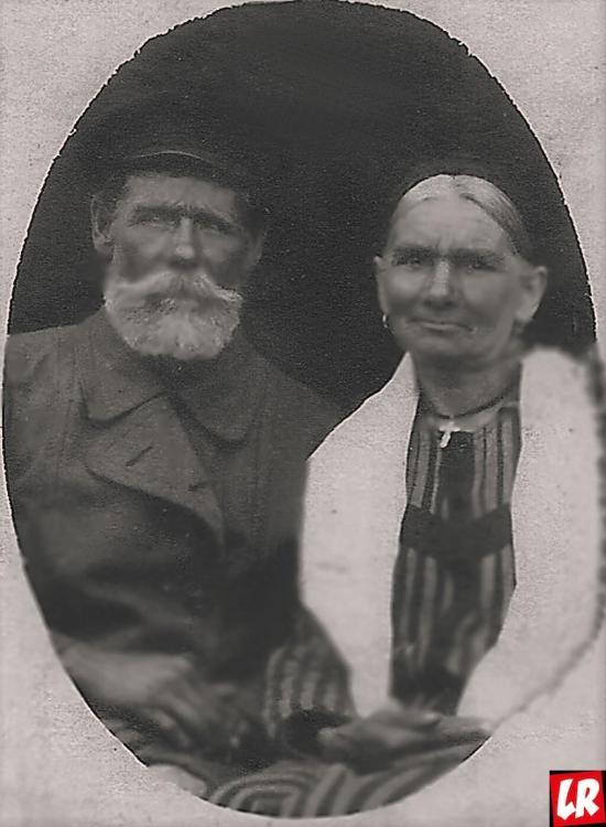 Борис Гмыря, Гмыря, родители